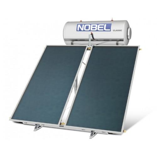 NOBEL Classic ΗΛΙΟΘΕΡΜΙΚΑ ΣΥΣΤΗΜΑΤΑ Είδη θέρμανσης Ηλιακοί Θερμοσίφωνες Μονάδες Αερίου Μοσχάτο